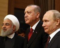 Erdoğan-Putin-Ruhani buluşması sonrası TL, Riyal ve Ruble değer yitirdi