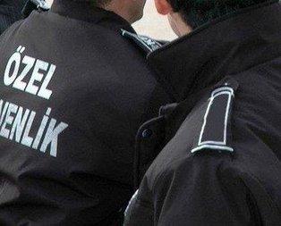 3 bin 619 güvenlik personeli aranıyor