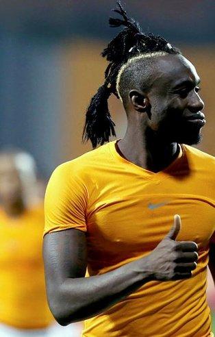 Galatasaray'a şok! Diagne'den kazık yedik