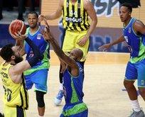 Fenerbahçe Doğuş Bursaya kayıpsız gidiyor