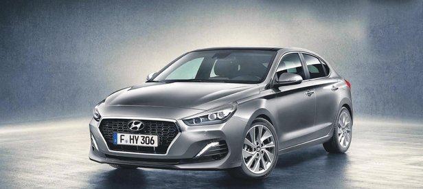 Hyundai i30 ailesine yeni üye: Fastback