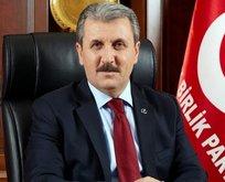 BBP, İstanbul'da kimi destekleyeceğini duyurdu