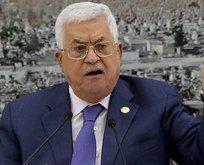 Abbas'tan İsrail'e uyarı! Tüm anlaşmalar biter