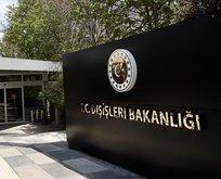 Türkiye'den Arap Ligi'nin kararlarına sert tepki