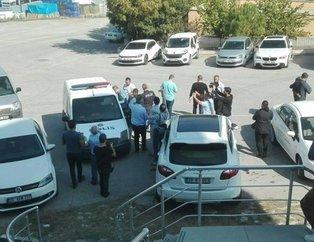 Denizlispor'un eski başkanı silahla kulübü bastı!