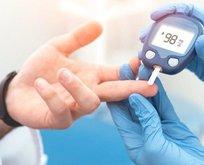 Karaciğerin tatlı belası: Diyabet!