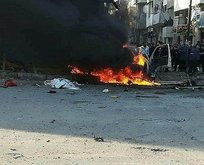 Lazkiye'de patlama: 1 ölü, 14 yaralı