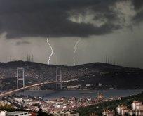 Meteoroloji'den 6 ile kuvvetli yağış uyarısı