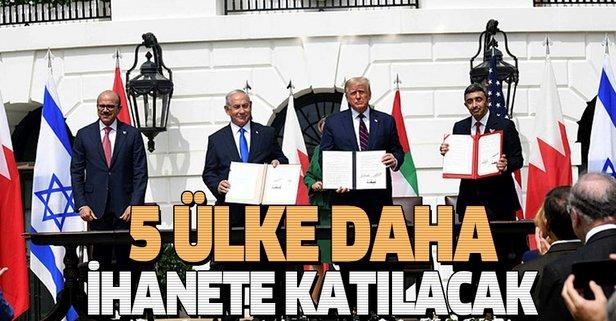 5 ülke daha ihanet anlaşmasına katılacak!