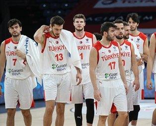 Basketbolda Avrupa Şampiyonası'ndaki rakipler belli oldu