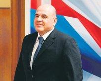 Rus başbakan virüse yakalandı