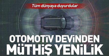 Volvo'dan kazaları azaltacak yenilik
