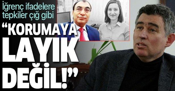 Ceren Damar davasında sanık avukatına tepki