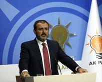 AK Partiden Kılıçdaroğluna sert tepki
