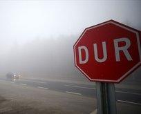Meteoroloji'den o iller için sis uyarısı!