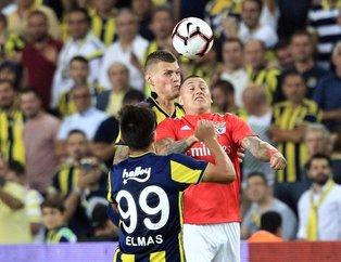 Kanarya'dan Şampiyonlar Ligi'ne erken veda I Fenerbahçe: 1 - Benfica:1 (MAÇ SONUCU)