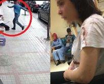 Rize'de saldırıya uğrayan genç kız ilk kez konuştu