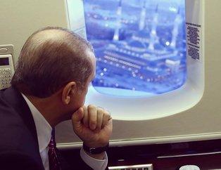 En beğenilen fotoğraflarıyla Başkan Erdoğan