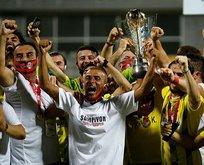 Karşıyaka'yı eleyen Turgutluspor 2. Lig'de