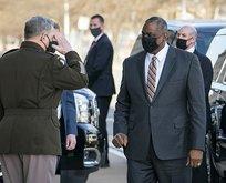 ABD'nin ilk siyahi Savunma Bakanı göreve başladı