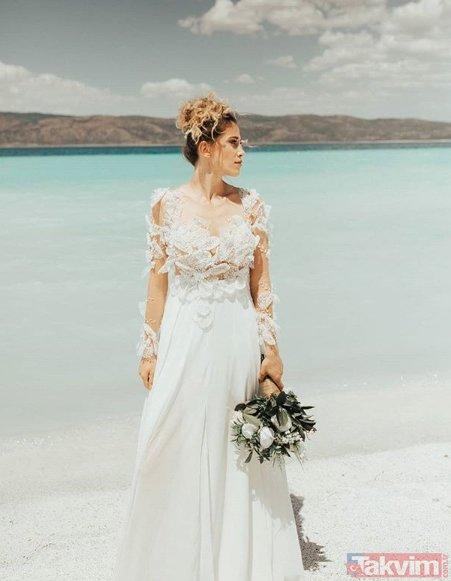 Sen Anlat Karadeniz´in sevilen çifti evlendi! İşte düğünden ilk kareler...