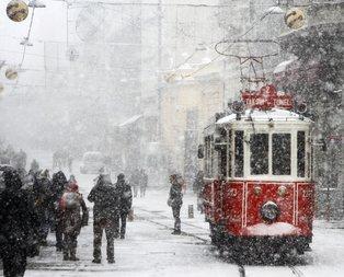 Meteoroloji'den İstanbullulara uyarı!