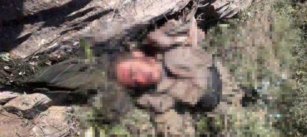 Öldürülen PKKlı terörist cinsel istismarcı çıktı