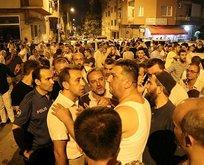 Bursa'da gerginlik