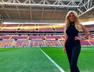 Dünya Kupası İyi Niyet Elçisi Galatasaray maçında