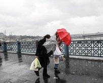 Meteorolojiden 10 ile son dakika yağış uyarısı