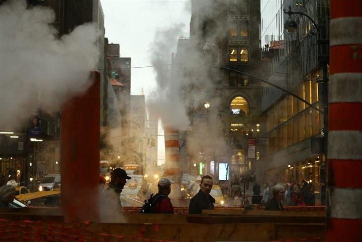 New York böyle ısınıyor