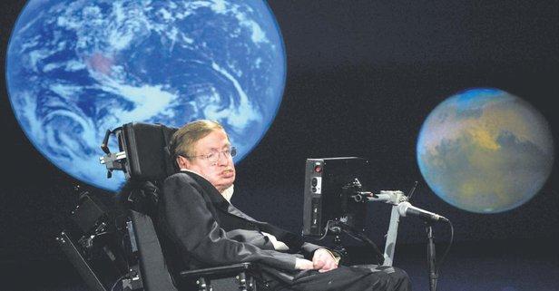Hawking veda etti!
