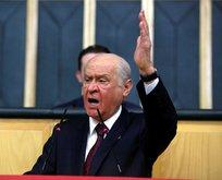 Bahçeli: CHP, YSK'yı tanımıyorsa seçime katılmasın