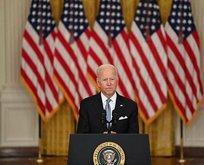 Biden'dan Afganistan açıklaması