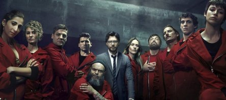 La Casa De Papel 3. sezon yayınlandı