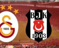 Beşiktaş-Galatasaray maçı şifresiz, uydudan veren kanallar
