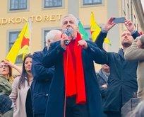 PKK'nın İsveç'teki sesi CHP'ye sahip çıktı!