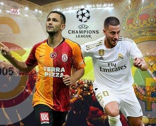Galatasaray-Real Madrid maçı şifresiz mi yayınlanacak?