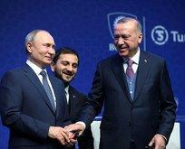 Başkan Erdoğan'dan üst üste önemli temaslar