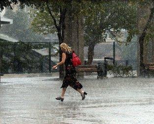İstanbul'da sağanak yağış ne kadar sürecek?