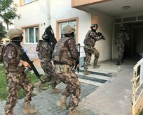 Bin polisle dev uyuşturucu operasyonu