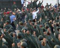 Maduro'dan ABD'ye karşı intikam yemini