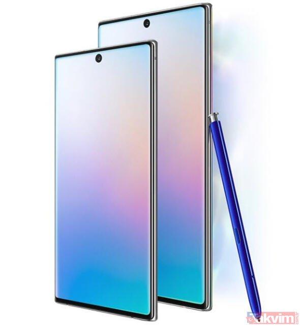 Samsung Galaxy Note 10 ve Galaxy Note 10 Plus'ı tanıttı! Galaxy Note 10 ve Galaxy Note 10 Plus fiyatlarıne kadar