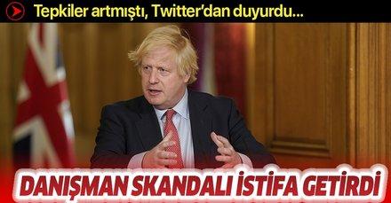 Son dakika: İngiliz hükümetinde danışman skandalı istifa getirdi! Devlet Bakanı Douglas Ross Twitter'dan duyurdu