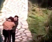 Polis Cihangir sapığını yakaladı