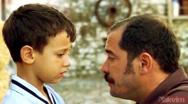 Babam ve Oğlum'un çocuk yıldızı Ege Tanman'ı görenler tanıyamıyor! İşte son hali...