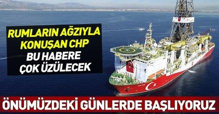 BakanÇavuşoğlu duyurdu: Akdeniz'de 2 gemiyle sondaja başlıyoruz