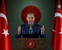 Erdoğan gençler ve sporcular ile iftar sonrası konuştu