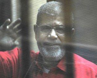 Mursi'nin ölümü ile ilgili şok iddia