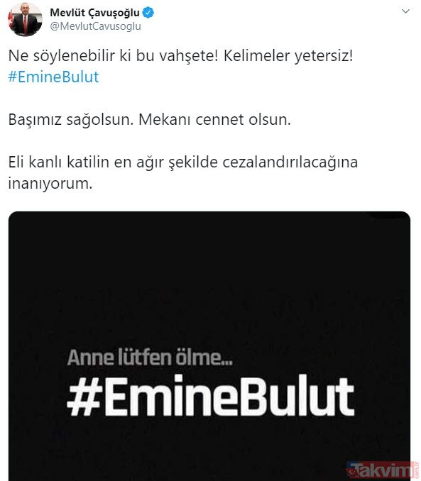 Pınar Altuğ'dan Emine Bulut olayına tepki 'Kimsenin bunu yapmaya hakkı yok'